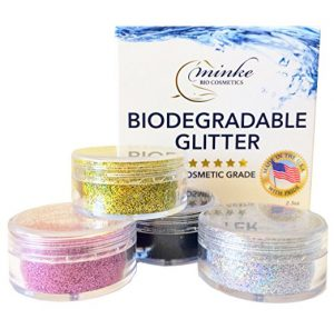 16 Fun and Easy Glitter Crafts Using Biodegradable Glitter