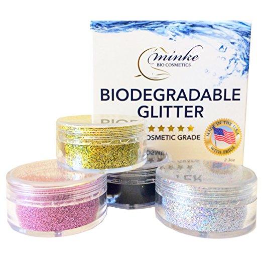 buy biodegradable glitter on Amazon