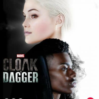 Andrea Roth and Miles Mussenden of Cloak and Dagger talk about the important conversations families need to have