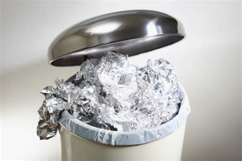 is aluminum foil recyclable? here's what you should know.