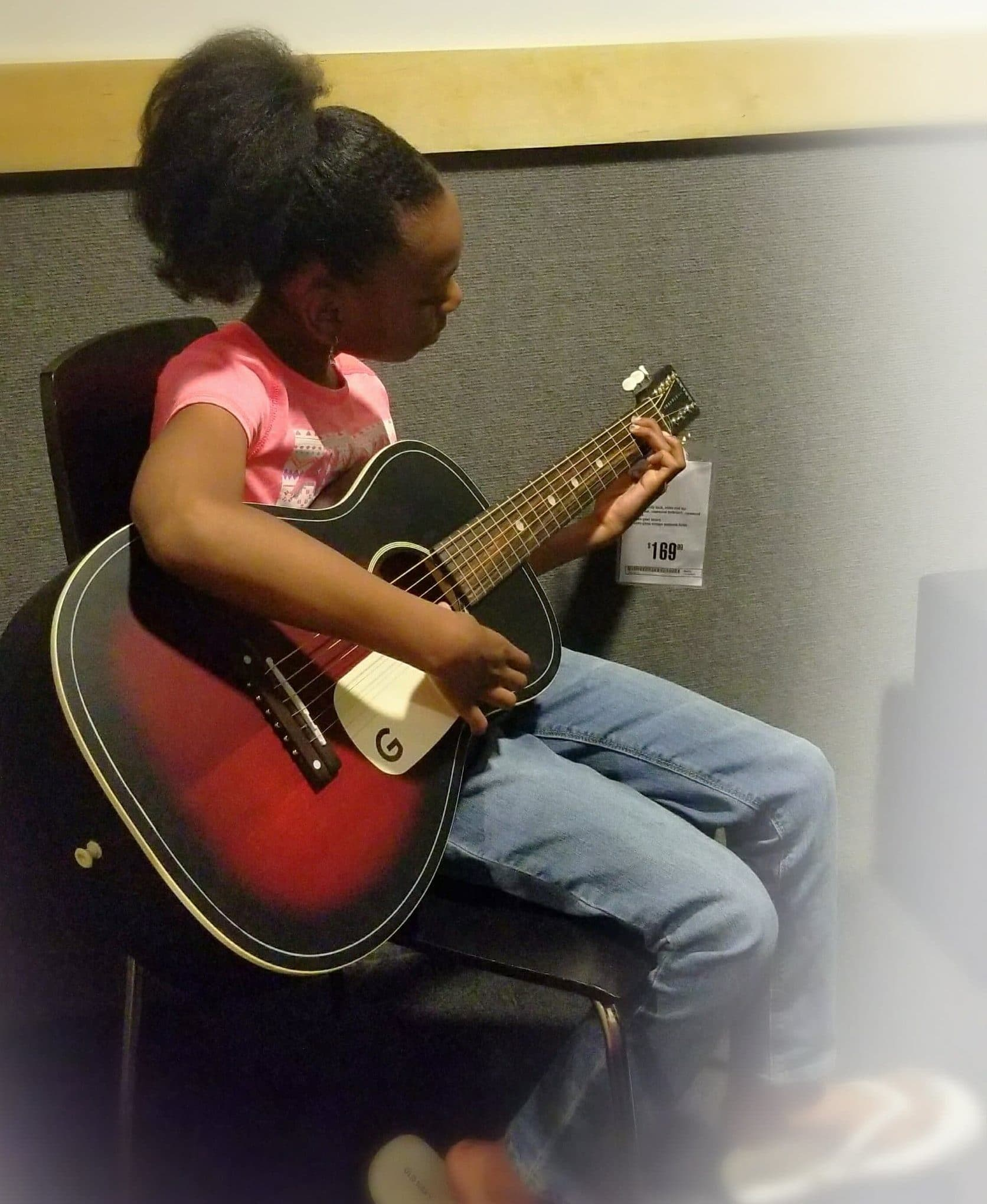 guitar lessons at guitar center