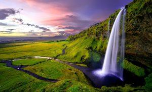 visit nature to raise your vibration