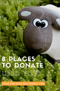 A great way to get kids excited about giving back to the community is to encourage them to donate their used toys to other kids and families who can appreciate them. Here are 8 great places to donate used toys that the kids will actually be excited about.