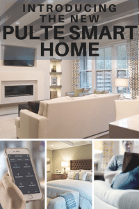 Inside the new Pulte Smart Home.