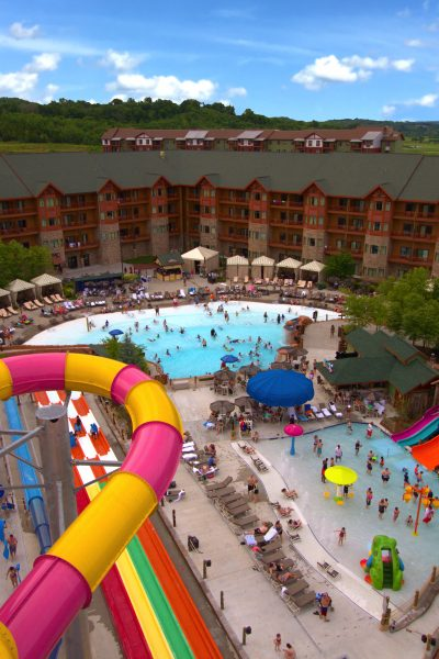 Wilderness at the Smokies is Celebrating 10 Years of Family Memories &Moments