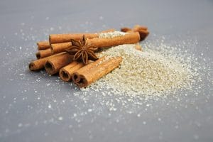 healing spices - cinnamon