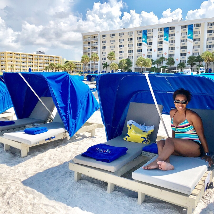 cabanas at tradewinds resort