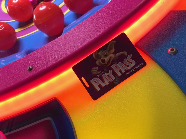 Chuck E. Cheese's All You Can Play lets kids play unlimited games for the amount of time purchased.