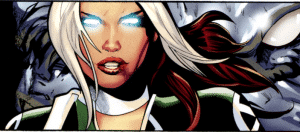 rogue female marvel superhero