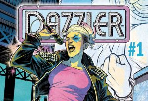 dazzler female marvel superheroes