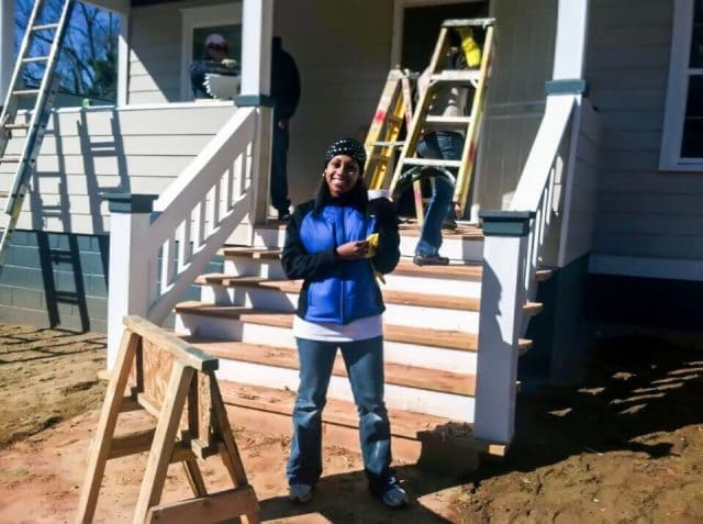 habitat for humanity and family volunteer opportunities