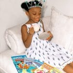 ICanRead! Books Giveaway and How to Make A Fancy Nancy Inspired Tiara