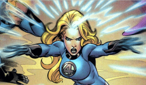 invisible woman marvel
