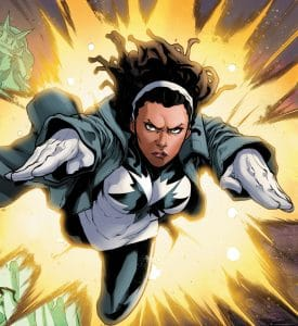 monica rambeau first black avenger