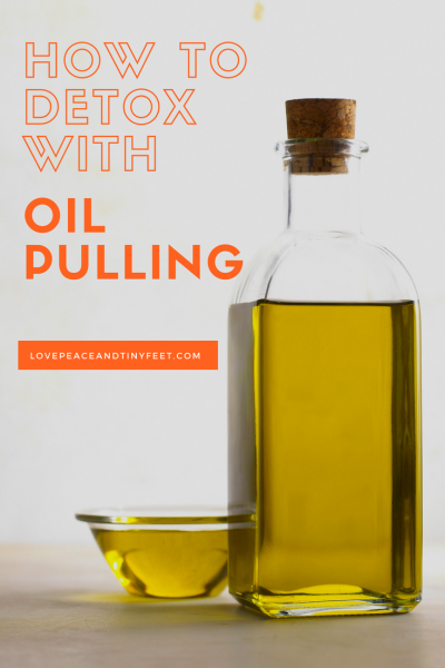 How to detox with Oil Pulling