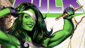 she hulk marvel superhero