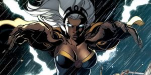 Female Marvel Superheroes of Color storm