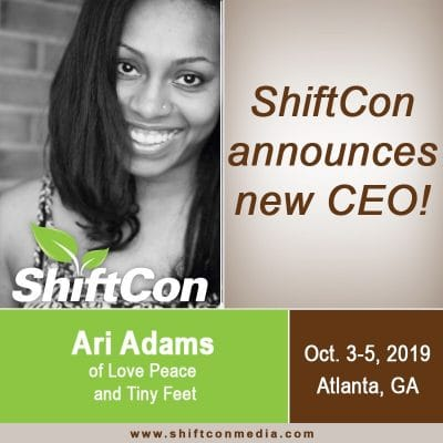 Full Circle Revelations, Finding Purpose and Setting the Table…My New Role as CEO of ShiftCon