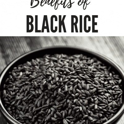 """Surprising Health Benefits of Black Rice – Also known as """"Forbidden Rice."""""""