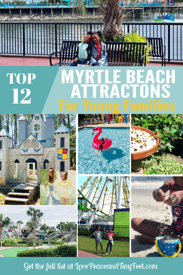Myrtle Beach is one of the most affordable and family-friendly destinations in the Southeast. See our top picks for unique Myrtle Beach attractions for young families.
