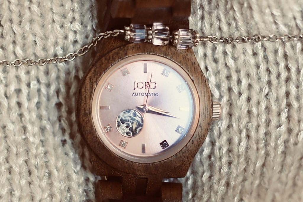 women's wood watches by Jord Watches