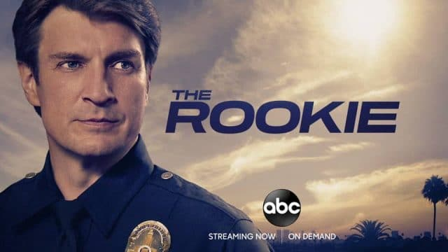 the rookie abc poster
