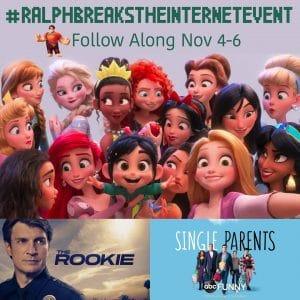 Catch me wrecking it at the Ralph Breaks The Internet Event in LA!