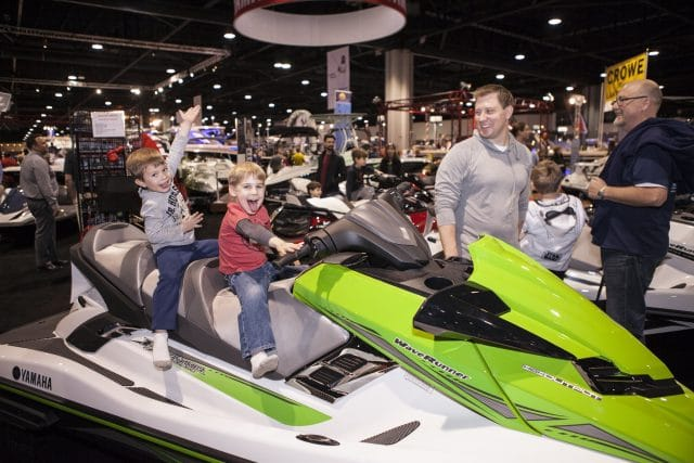 things for kids to do at the atlanta boat show