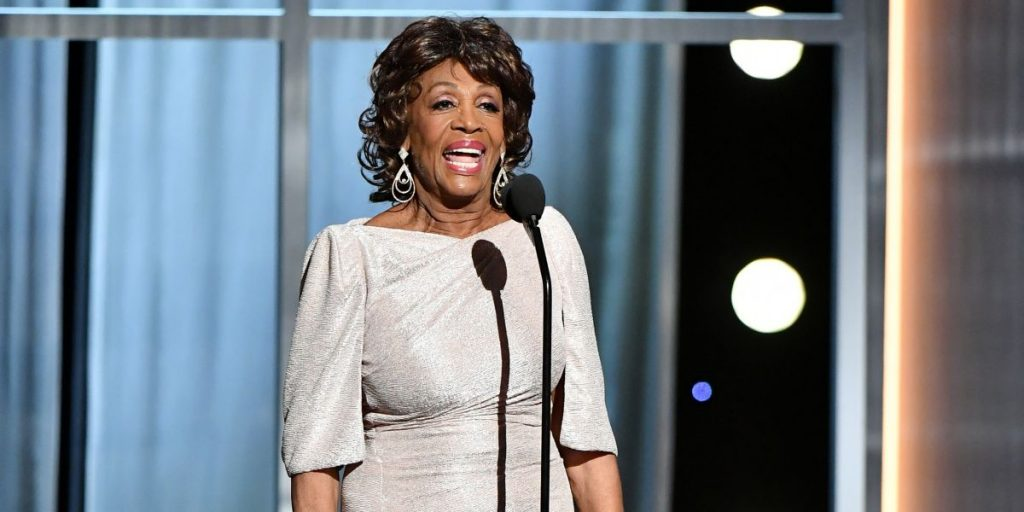 "Maxine Waters Delivers epic ""I have the gavel"" speech at the 50th NAACP Image Awards"
