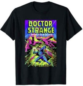 doctor strange comic t shirt online