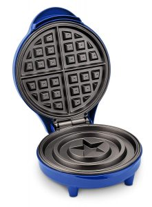 captain america waffle maker