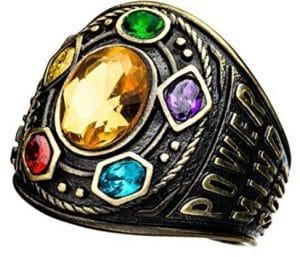 infinity gauntlet ring gift