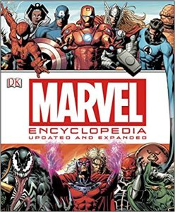 marvel encyclopedia gift