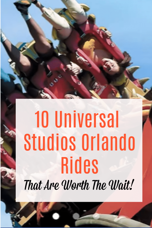 One of my best tips for visiting Universal Studios Orlando is to plan ahead to be sure you hit the rides you want to visit the most. Here are some insider tips about the very best Universal Studios Orlando rides to check out on your next visit!
