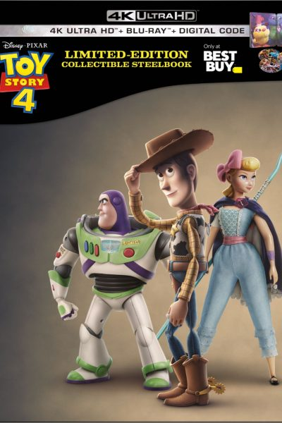 Meet the characters in Toy Story 4 and bring them home from Best Buy!