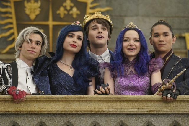 descendants 3 cast