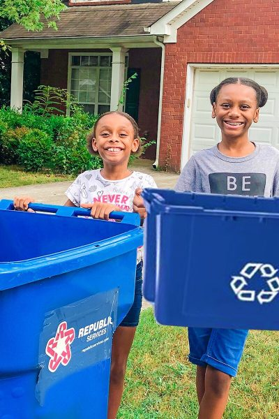 Easy ways to recycle at home