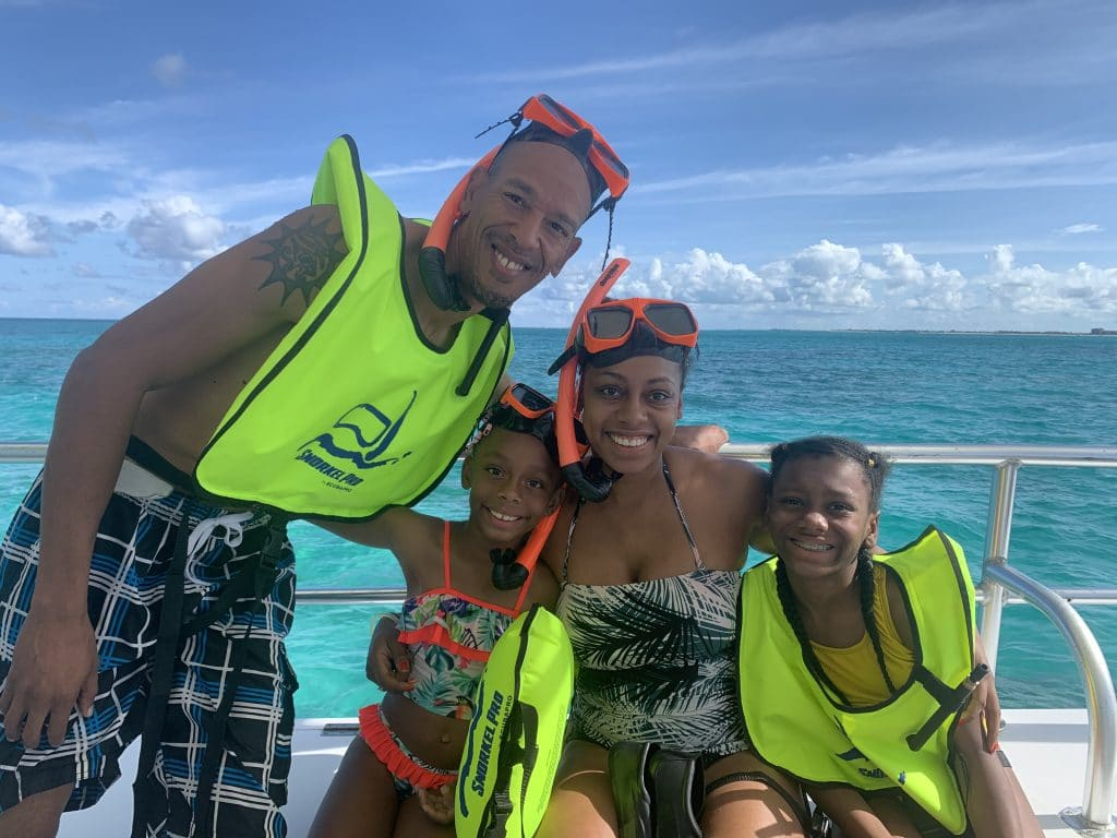 excursions and snorkeling at beaches resorts