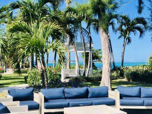 beach resort at Turks and Caicos