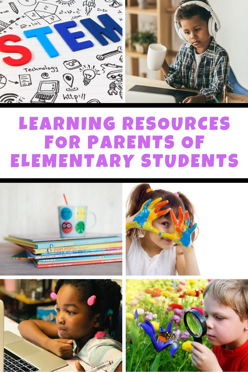 A collaboration of bloggers bringing at home learning resources for homeschooling parents. Topics include Spanish learning at home for dual language immersion students and more.