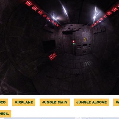 virtual escape room at The Escape Game
