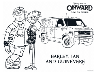 Free ONWARD Activity Sheets and Coloring Pages - Easy Download