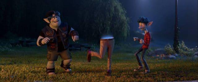 Disney Pixar Onward now on Disney Plus