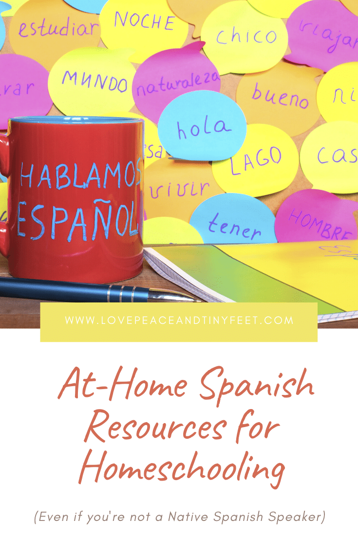 At home Spanish learning resources, games and activities for homeschooling parents of dual language immersion students and more.