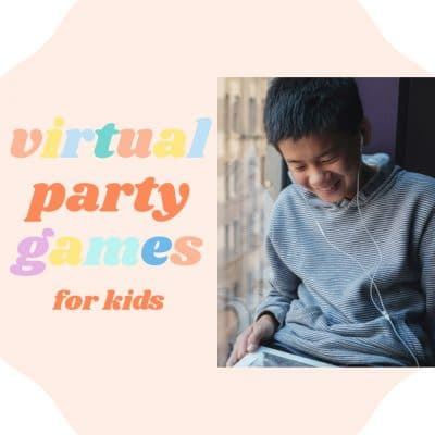 virtual party games for kids and adults