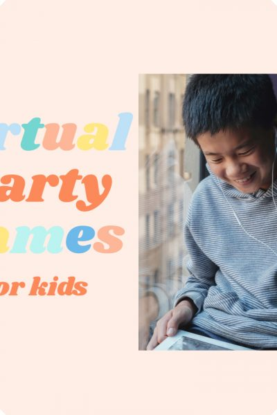 20+ Best Virtual Party Games For Kids and Adults