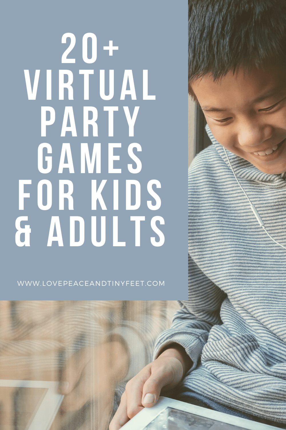 Virtual Parties are a fun way to enjoy the company of friends while social distancing. Here's a list of fun virtual party games for kids and adults.