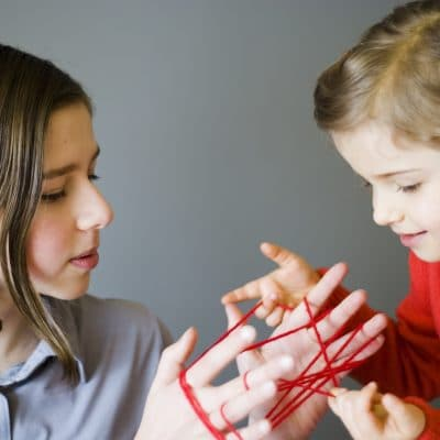 What is cat's cradle game? Old school games to teach your kids.