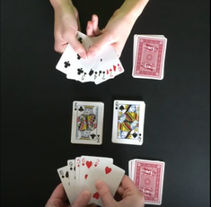 how to play speed card game