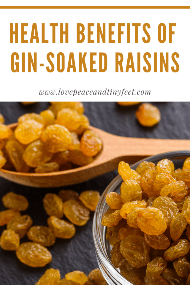 Have you heard of gin soaked raisins, aka drunken raisins? They are a simple remedy for arthritis and other inflammatory diseases. Learn more here.